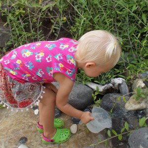 Preschool Water Exploration